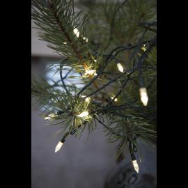 Ziemassvētku LED virtene Zaļa 1600cm 80 LED Lampiņas 441-15